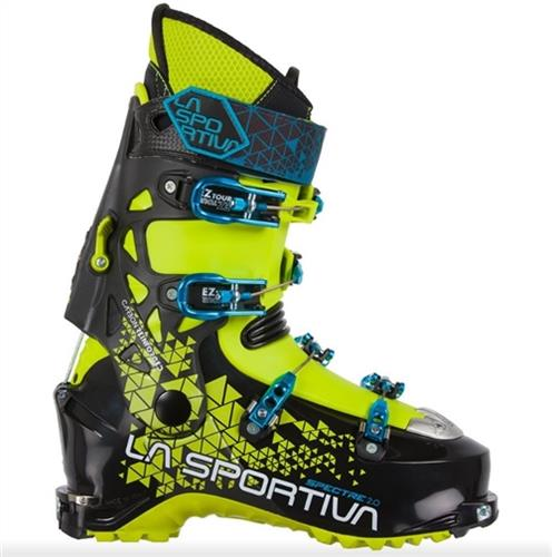 LA SPORTIVA SPECTRE 2.0 BLACK/APPLE GREEN