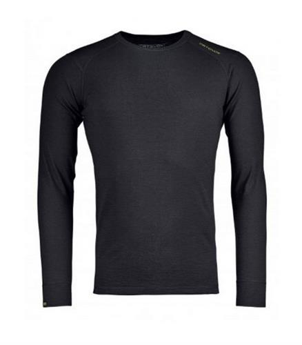 ORTOXOX MERINO SUPERSOFT LONG SLEEVE MAN MAGLIETTA 100% IN LANA MERINO M/L UOMO
