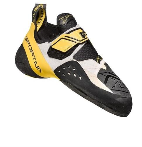 LA SPORTIVA SOLUTION WHITE/YELLOW
